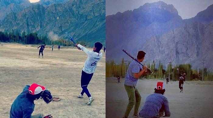 دنیا کا بلند ترین بیس بال میدان، پاکستان نے امریکا کو بھی پیچھے چھوڑ دیا