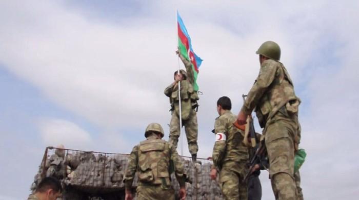 آذربائیجان نے ایران سے ملحقہ سرحدی علاقہ آرمینیا کے قبضے سے چُھڑالیا