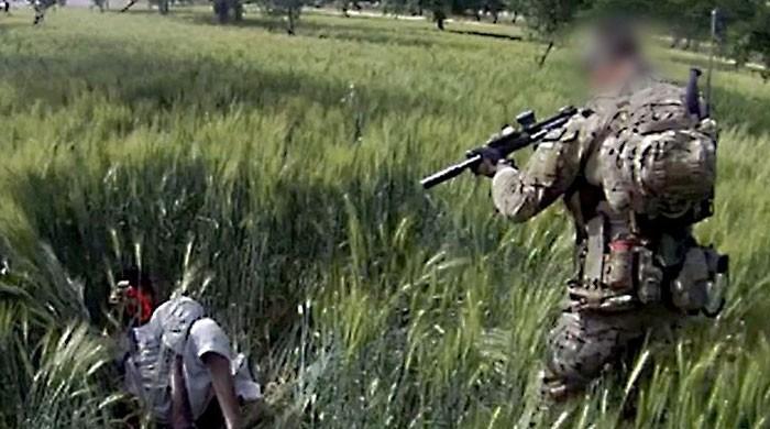 ہیلی کاپٹر میں جگہ کم پڑنے پر افغان قیدی کو گولی مار کر ہلاک کرنے کا انکشاف