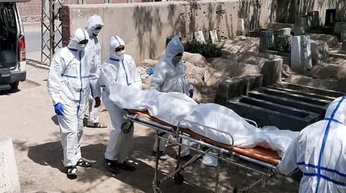 پاکستان میں کورونا سے اموات میں خطرناک حد تک اضافہ