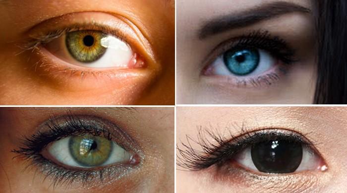 آنکھوں کا رنگ آپ کی شخصیت کے بارے میں کیا بتاتا ہے؟