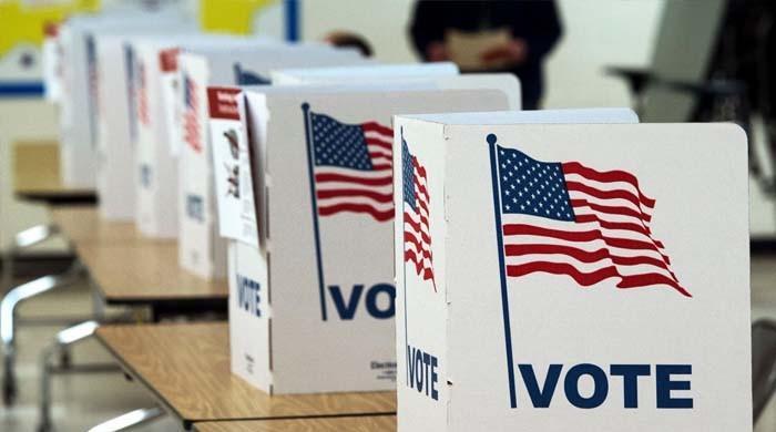 امریکی انتخابات میں خلاء سے کیسے ووٹ ڈالا گیا؟
