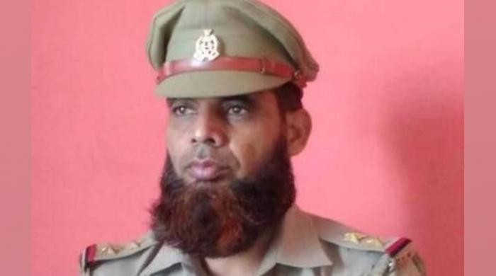 بھارت میں داڑھی رکھنے پر مسلمان پولیس افسر معطل