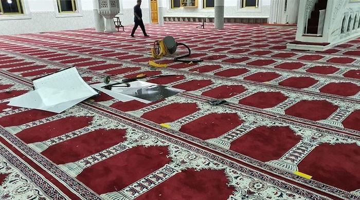 آسٹریلیا میں ترک مسجد پر حملہ