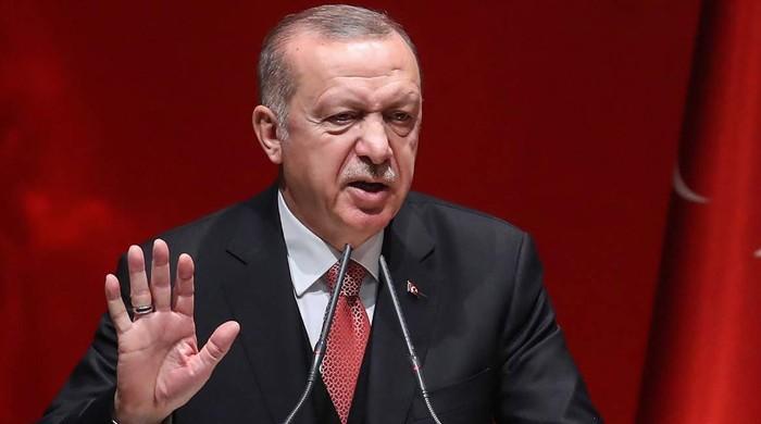 ترک صدر کی فرانسیسی مصنوعات کے بائیکاٹ کی اپیل، فرانس کیخلاف دنیا بھر میں مظاہرے
