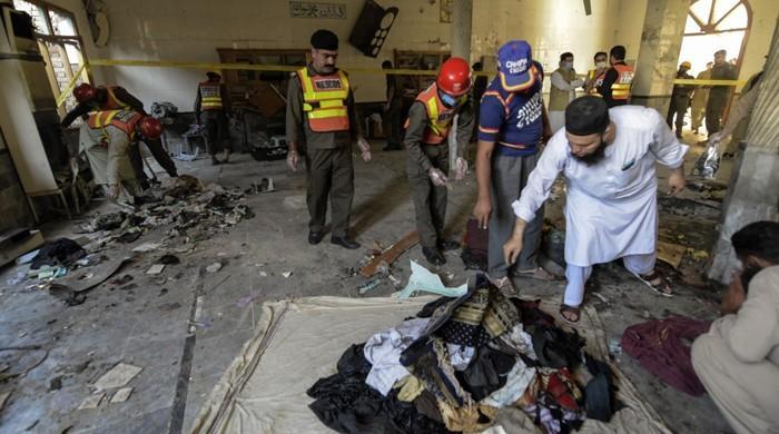 وزیراعلیٰ کے پی کا پشاور دھماکے کے شہداء اور زخمیوں کیلئے امداد کا اعلان