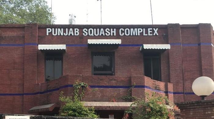 کورونا کیسز میں اضافہ، پنجاب اسکواش کمپلیکس مکمل طور پر بند