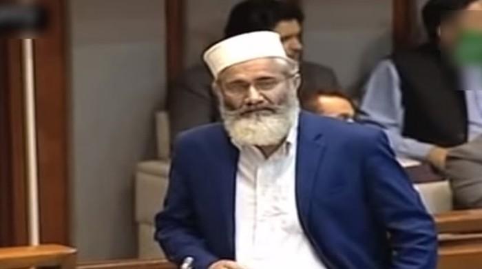 حملے کی اطلاع کے باوجود پشاور مدرسے کو سیکیورٹی کیوں نہیں دی گئی؟ سراج الحق