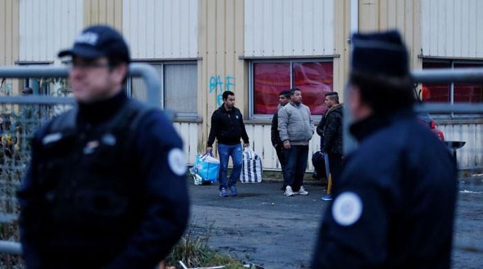 فرانس میں مسلح شخص پولیس فائرنگ سے ہلاک، ایک افغان شہری گرفتار