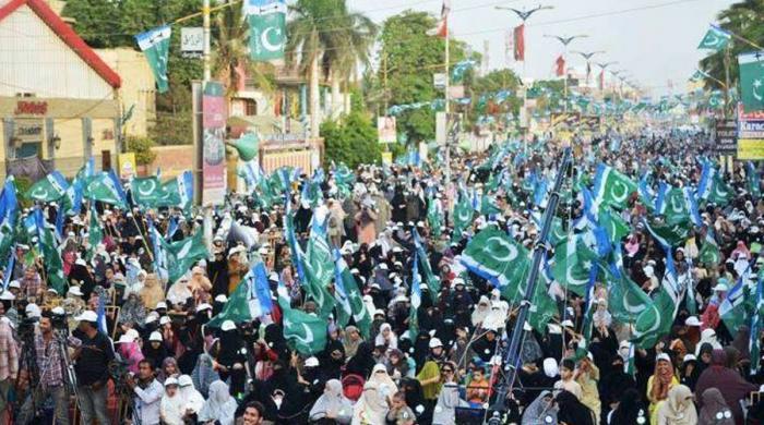 جماعت اسلامی کی سیاست