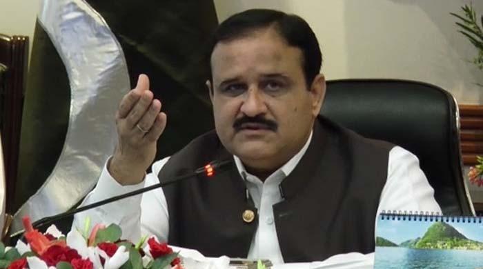 کابینہ اجلاس: وزیراعلیٰ پنجاب عثمان بزدار نے وزرا کو جھاڑ پلادی