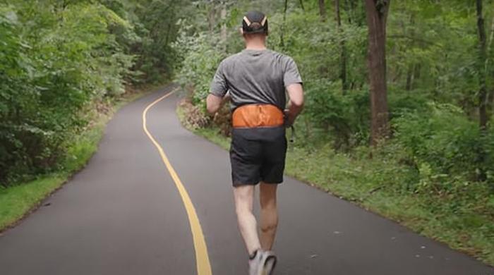 نابینا افراد کو دوڑنے میں مدد فراہم کرنیوالی ایپ