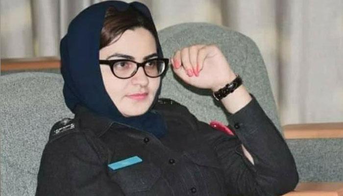 بلوچستان میں پہلی بار خاتون افسر اے ایس پی کوئٹہ کینٹ تعینات