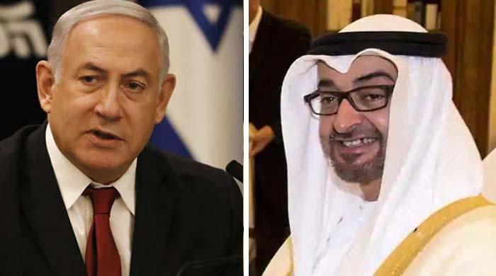 ابو ظبی کے ولی عہد اور اسرائیلی وزیراعظم نوبیل امن انعام کیلیے نامزد