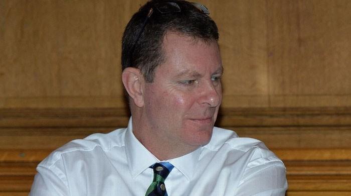 نیوزی لینڈ کے گریگ بارکلے آئی سی سی کے نئے چیئرمین منتخب
