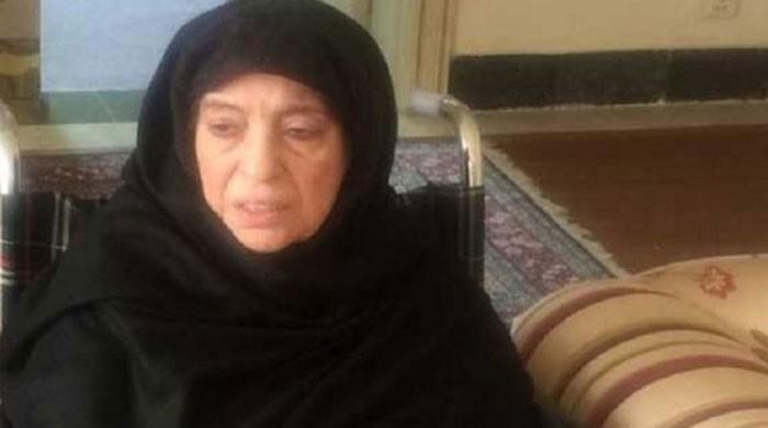 نواز و شہباز شریف کی والدہ کی پاکستان میں نماز جنازہ کب ہوگی؟ اعلان ہوگیا