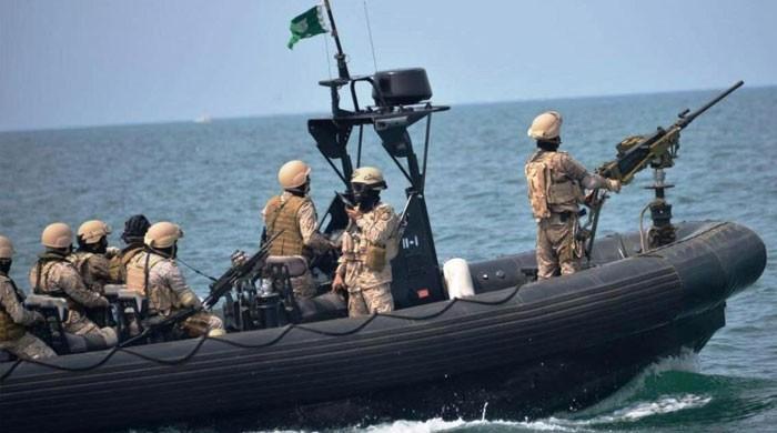 سعودی عسکری اتحاد نے بحیرہ احمر میں آئل ٹینکر پر حملہ ناکام بنادیا