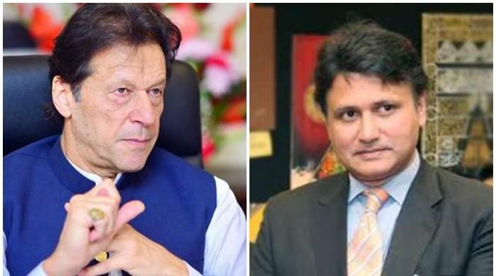 ن لیگ کے سابق صوبائی وزیر کی وزیراعظم عمران خان سے ملاقات