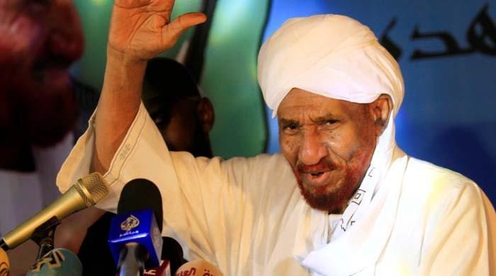 سوڈان کے سابق وزیراعظم کورونا وائرس کے باعث انتقال کرگئے