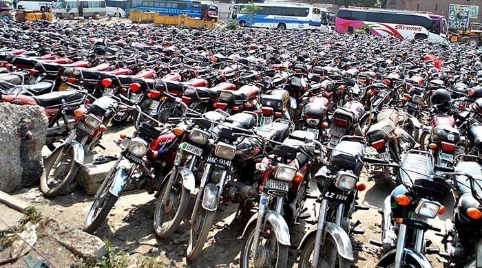 کراچی سے چھینی یا چوری کی گئی موٹرسائیکلوں کا بازار کہاں لگتا ہے؟ اہم انکشافات
