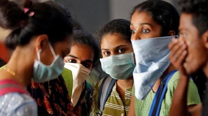 کورونا بھارت سے دنیا بھر میں پھیلا، چینی سائنسدانوں کا دعویٰ