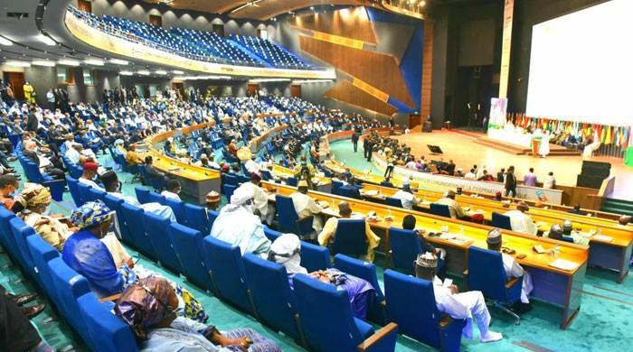 او آئی سی وزرائے خارجہ اجلاس میں مسئلہ کشمیر پر قرارداد منظور