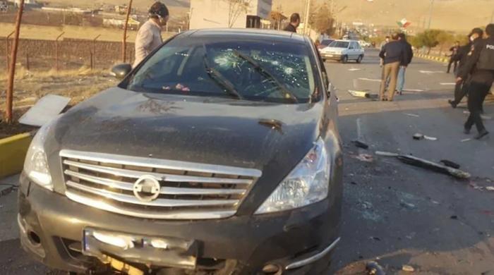 ایران کے جوہری سائنسدان کے قتل کے بعد مشرقی وسطیٰ میں صورتحال کشیدہ