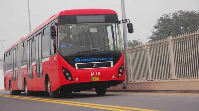 حکومت کا ملتان میں کل میٹرو بس سروس بند رکھنے کا اعلان