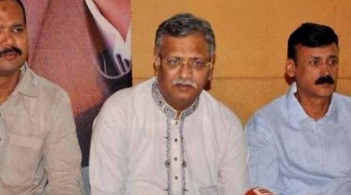 ایم کیو ایم رہنما عادل صدیقی کورونا کے باعث انتقال کرگئے