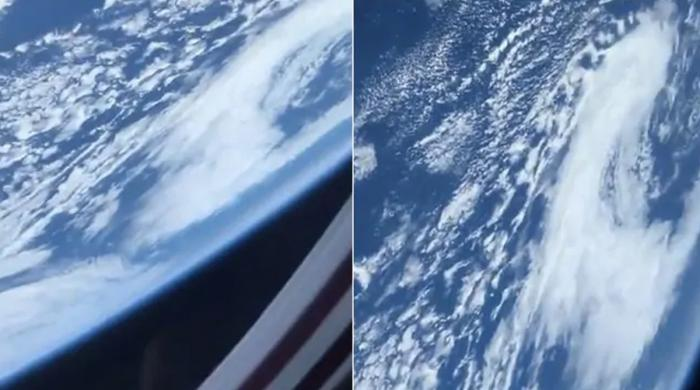 ویڈیو: خلا سے زمین کا حیرت انگیز نظارہ