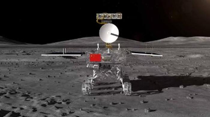 چین کا چاند سے نمونے لانے والے مشن کا چاند پر اترنے کا دعویٰ