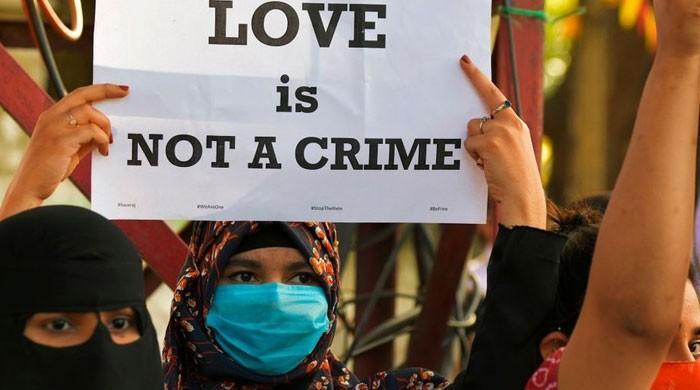 بھارت میں 'love jihad' قانون کے تحت پہلا مسلمان لڑکا گرفتار