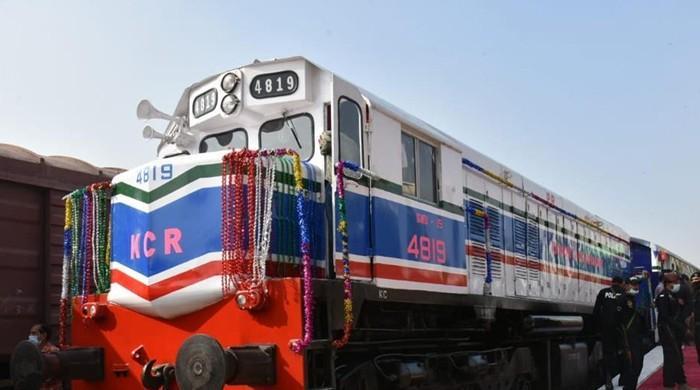 پاکستان ریلویز کی کراچی سرکلر ریلوے چلانے کی بادِل ناخواستہ کوششیں