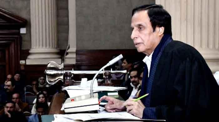اسپیکر پنجاب اسمبلی چوہدری پرویز الٰہی حکومت پر برہم