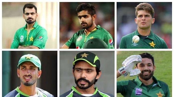 پاکستان کا بہترین کرکٹر کون؟ پی سی بی نے نامزدگیاں جاری کردیں