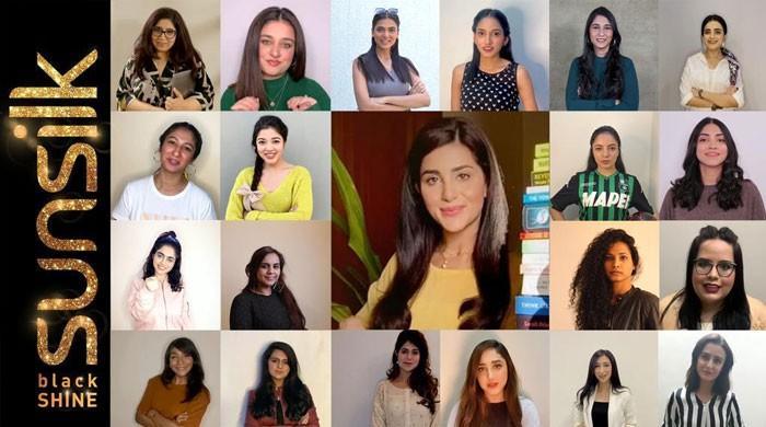سن سِلک کی 'شان سے شائن' مہم کی ملک بھر میں بھرپور پذیرائی