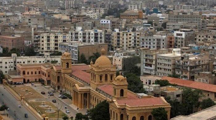 کراچی کی بدقسمتی