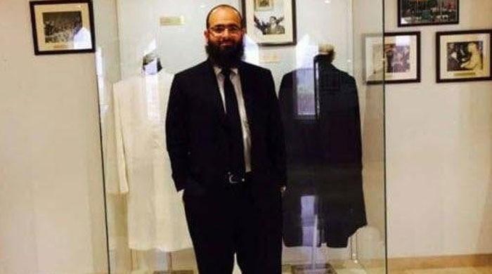 اسلام آباد سے ایڈووکیٹ حماد سعید کو گھر سے اغوا کر لیا گیا