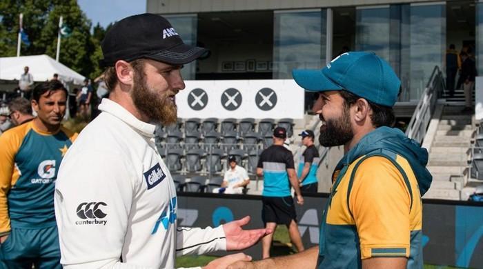 نیوزی لینڈ کرکٹ بورڈ پاکستان کرکٹ ٹیم کا مشکور