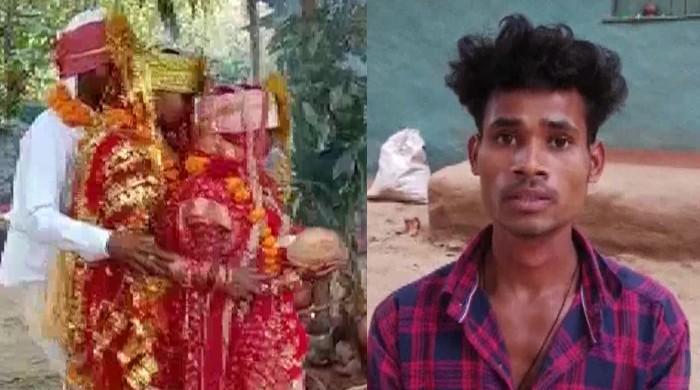 بھارتی شہری کی ایک ساتھ دو لڑکیوں سے شادی