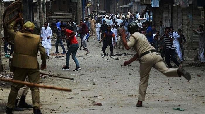 برطانوی ارکانِ پارلیمنٹ کا مقبوضہ کشمیر میں ہلاکتوں کی شفاف تحقیقات کا مطالبہ
