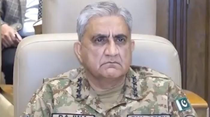 افغانستان میں امن کا مطلب پاکستان میں امن ہے: آرمی چیف