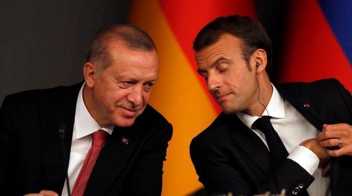 ترکی اور فرانس کے تعلقات بحال ہونے لگے، دونوں صدور کے ایک دوسرے کو خط
