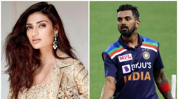 سنیل شیٹھی کی بیٹی اور بھارتی کرکٹرکے درمیان کیا چل رہا ہے؟