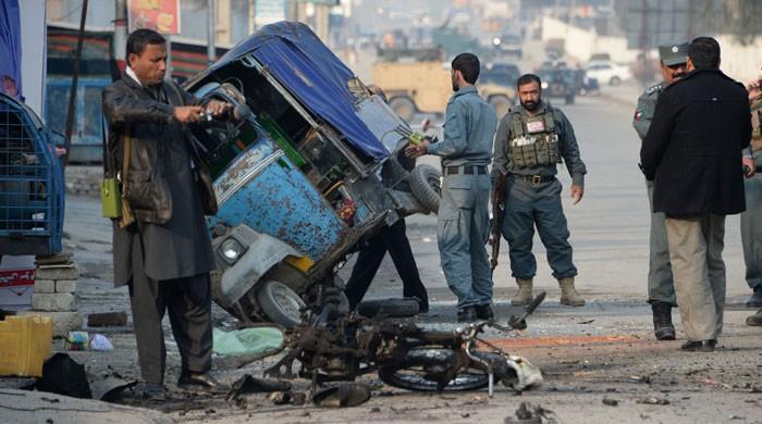 12 گھنٹے سے بھی کم وقت میں کابل، بغلان، قندھاراور ہلمند میں دھماکے