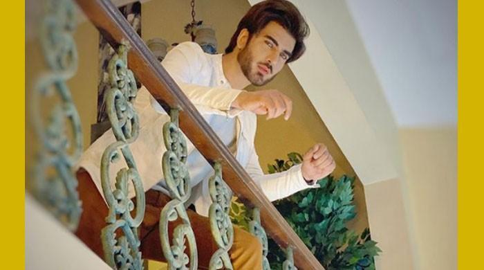 اداکار عمران عباس دنیا کے 100 ہینڈسم مردوں کی فہرست میں شامل