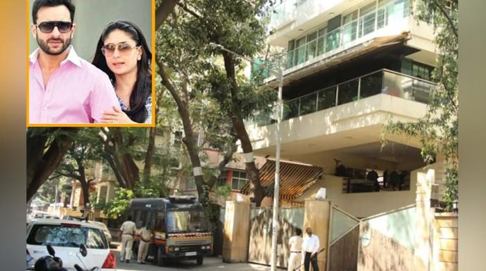 ہندوانتہا پسندوں کی دھمکیاں، سیف اور کرینہ کے گھر کے باہر پولیس تعینات