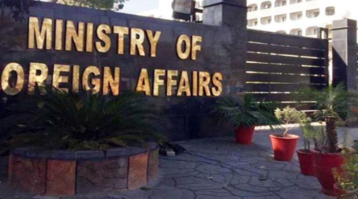 واٹس ایپ پیغامات سے بھارتی فالس فلیگ آپریشن کا بھانڈہ پھوٹ گیا، دفترخارجہ