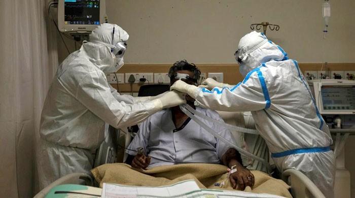 ملک میں کورونا سے مزید 46 افراد انتقال کرگئے