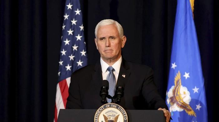 امریکی نائب صدر مائیک پینس کو قتل کی دھمکیاں